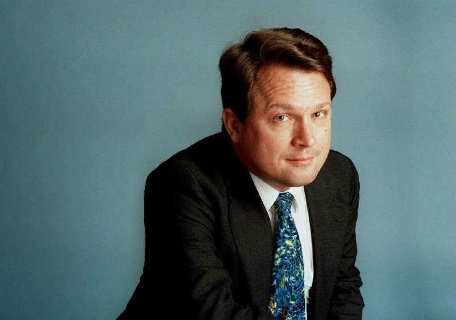 Express-News columnist and writer David Hendricks