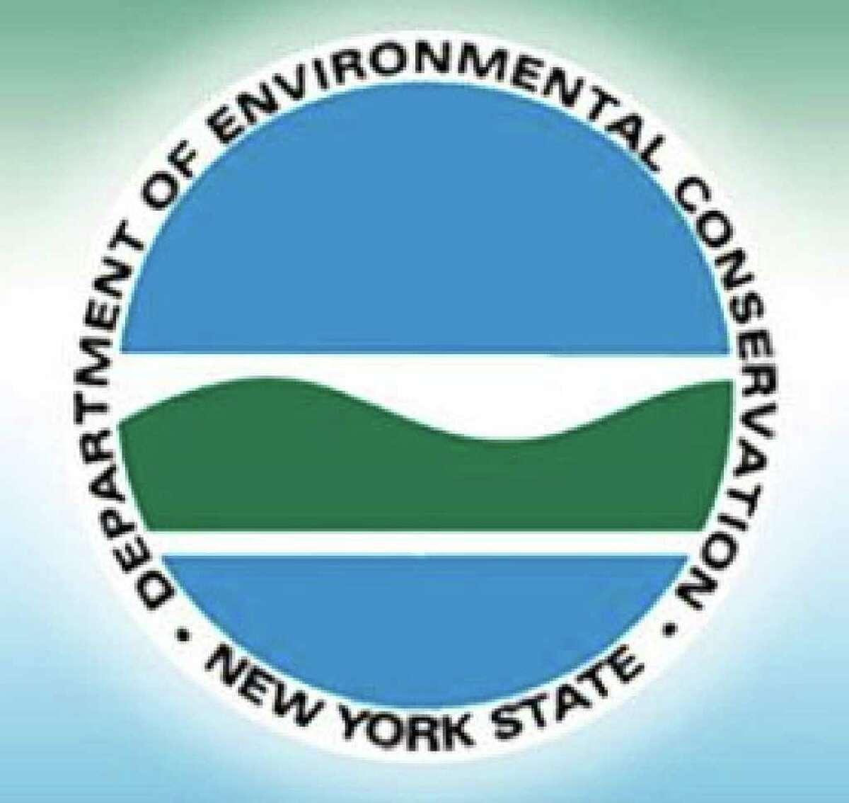 Department of Environmental Conservation logo.