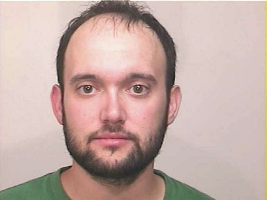 Scott Luciani, of Fairfield, was arrested on two counts of violating a protective order, one count of third-degree assault, disorderly conduct, third-degree burglary with a firearm and second-degree threatening. Photo: Contributed Photo / Fairfield Citizen contributed