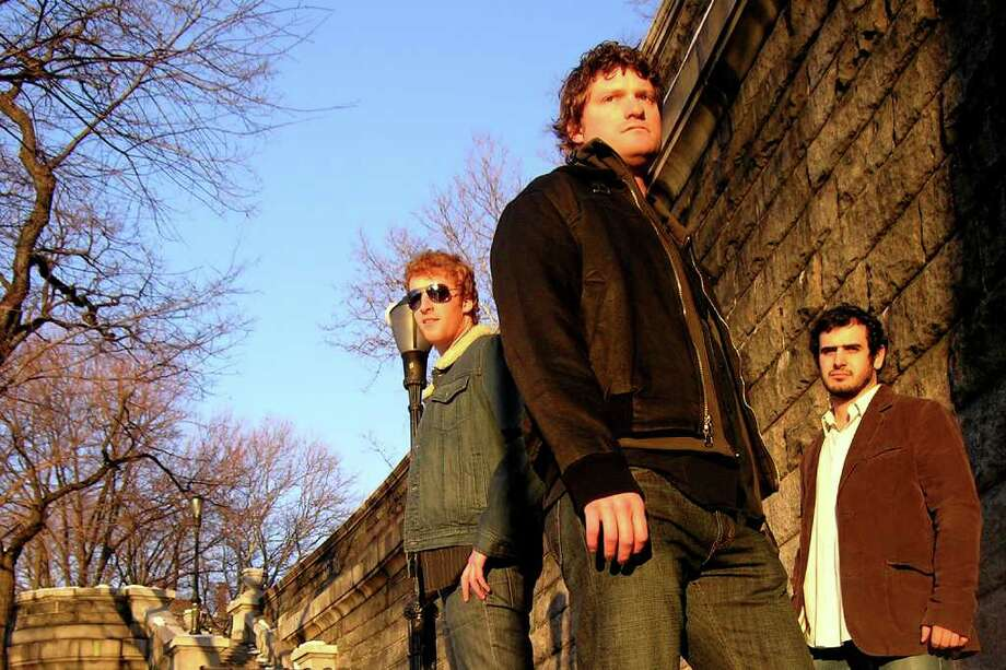 New York City-based band, The WMDs, will perform at Arcudi's in Westport on Saturday, Oct. 23, 2010. Photo: Contributed Photo / Westport News