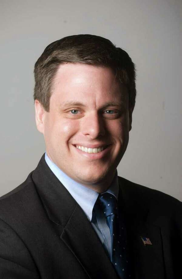 Dan Debicella (R) running for 4th district Congress seat Photo: Dru Nadler / Stamford Advocate Freelance