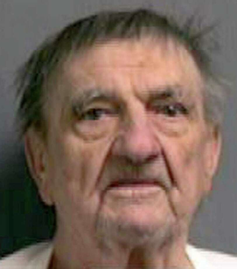 This 2010 photo released by the Connecticut Department of Correction shows Stanley Lupienski, charged with shooting a nurse at Danbury Hospital, in March. Lupienski was in court Wednesday, April 7, 2010, in Danbury.  (AP Photo/Connecticut Department of Correction) Photo: Contributed Photo / The News-Times Contributed