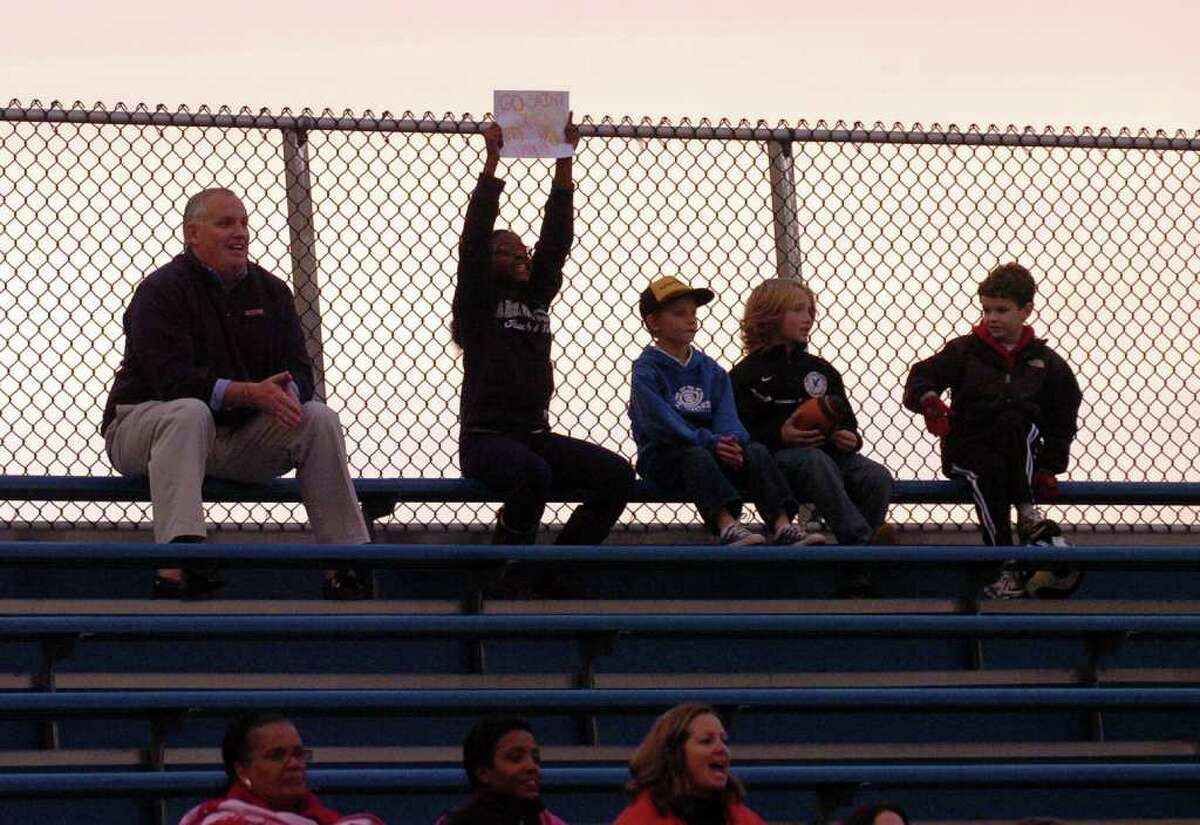 Soccer highlights between Fairfield Ludlowe and St. Joseph's in Fairfield, Conn. on Wednesday October 20, 2010.