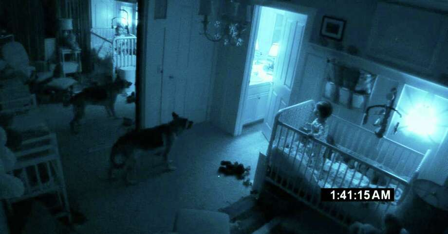 "A scene from ""Paranormal Activity 2"" (Courtesy Paramount Pictures)"