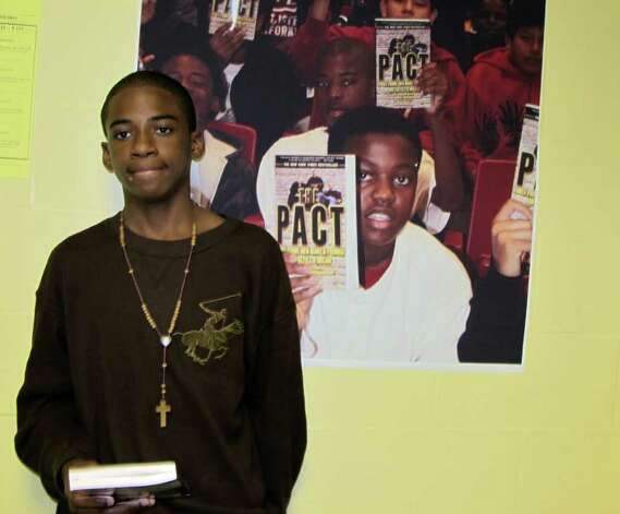the pact book report