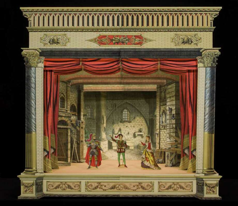 Theatre thesis