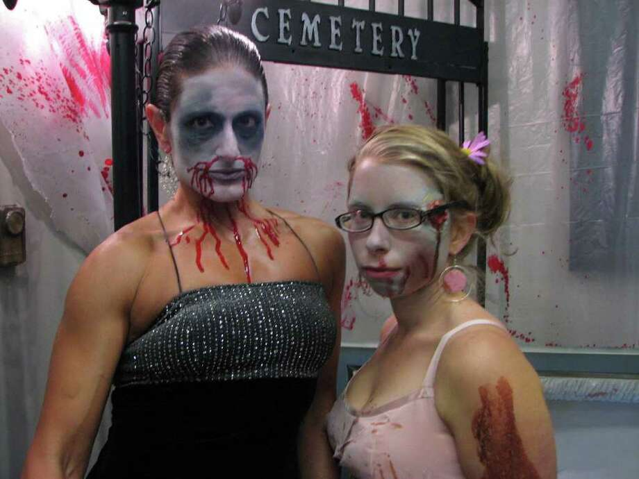 Were you seen at WAMC's Zombie Walk and Senior Prom in Albany? Photo: Michael Huber
