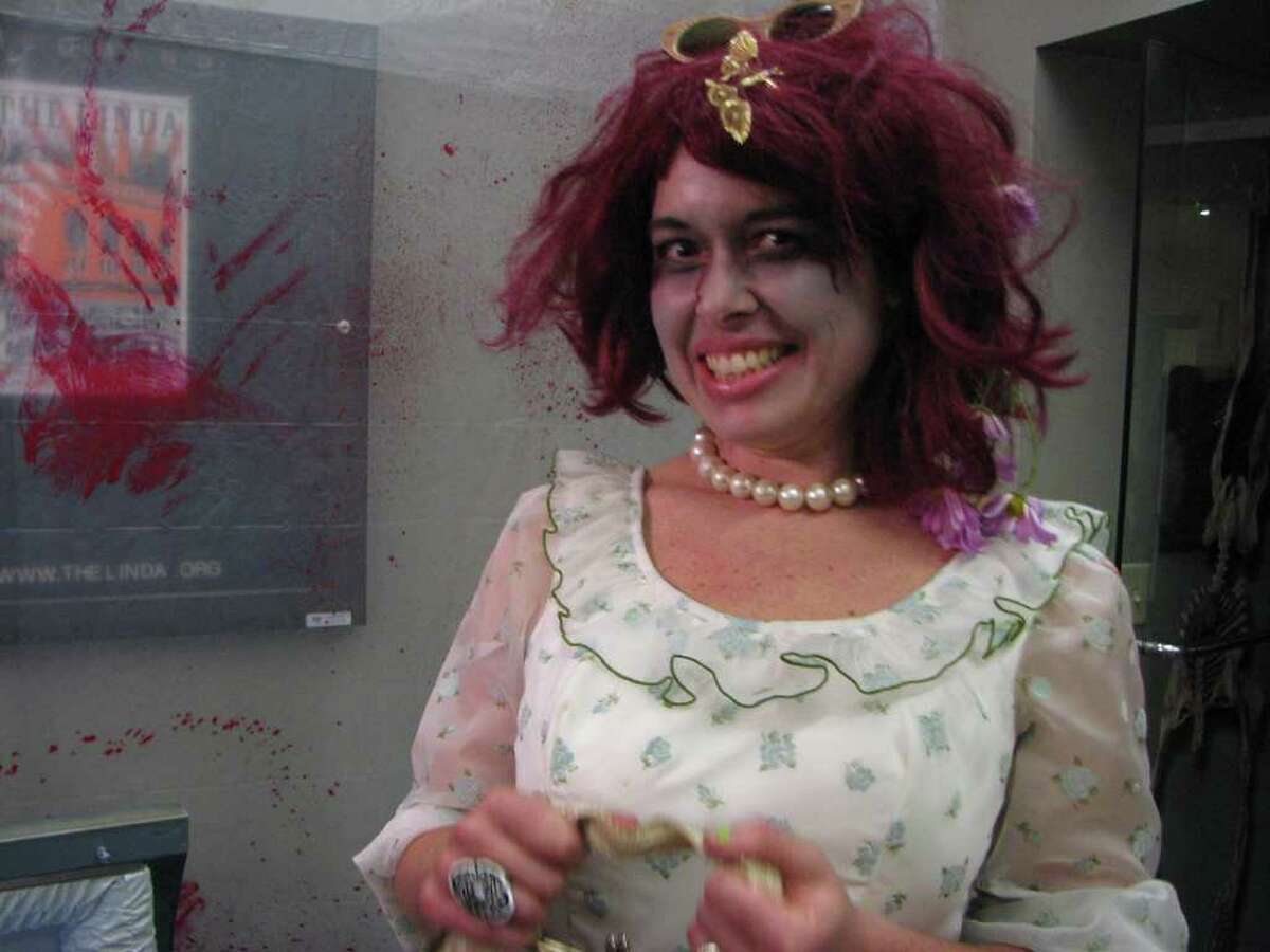 Were you seen at WAMC's Zombie Walk and Senior Prom in Albany?