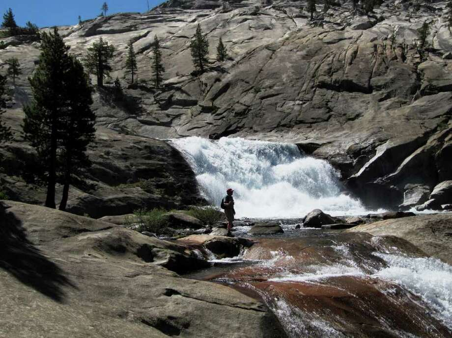 Tuolumne River on High Sierra Loop in Yosemite National Park. (Photo provided by Wally Elton / Special to the Times Union)
