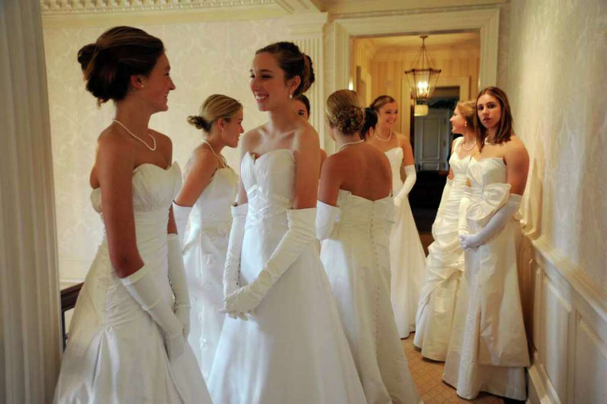 The Junior League of Greenwich held the first event of the cotillion season with the