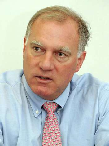 George Jepsen, Democratic for candidate for attorney general. Photo: Carol Kaliff / The News-Times