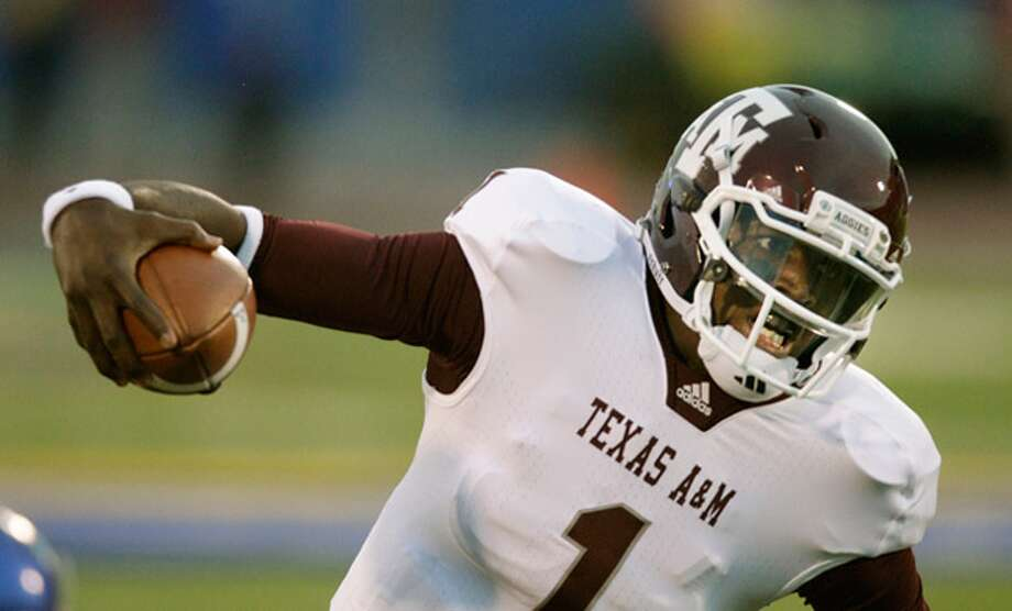 "Texas A&M's Jerrod Johnson: ""If I told you I was happy with the way this season has gone ... I'd be lying to you."