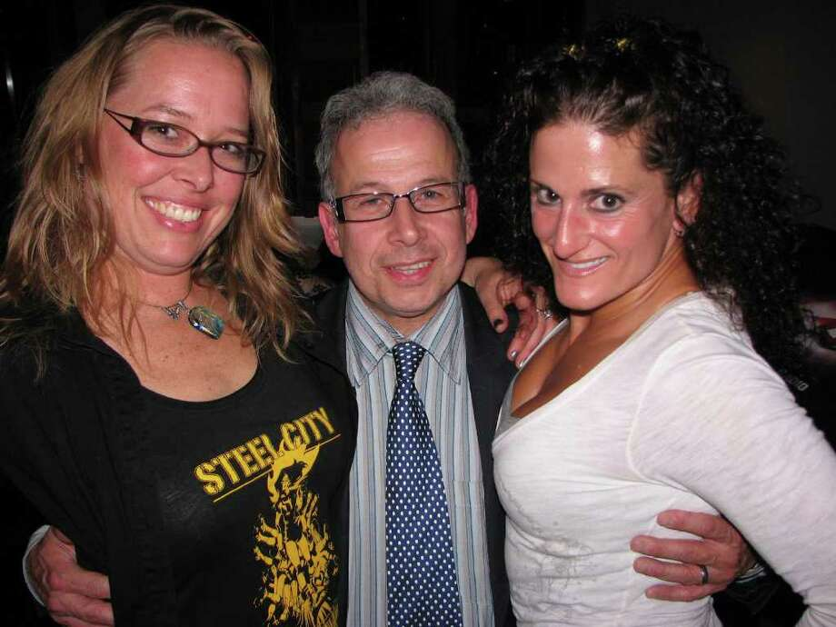 Were you seen at Times Union Live - Monday Night Football at Central Steak? Photo: Michael Huber