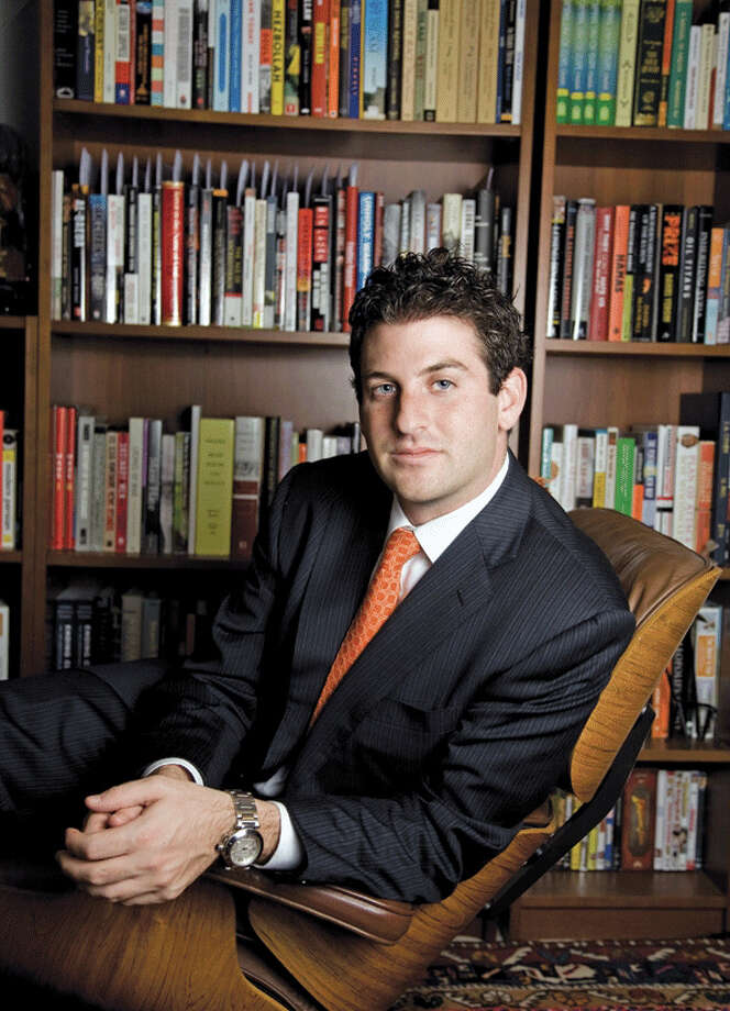Weston High School graduate Jared Cohen, former advisor to both Condoleezza Rice and Hillary Clinton, adjunct fellow at the Council on Foreign Relations, and recently announced director of Google Ideas, will deliver Fairfield University's 2010 Jacoby Lunin Humanitarian Lecture on Nov. 8, 2010. Photo: Contributed Photo / Fairfield Citizen contributed
