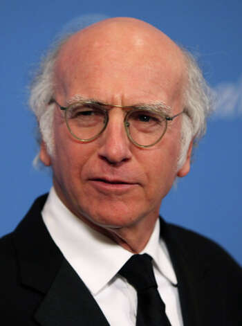 """Larry David was nominated for best actor in a comedy series for his role in """"Curb Your Enthusiasm."""" / AP2009"""