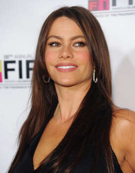 "Sofia Vergara was nominated for best supporting actress for her role in ""Modern Family."" / AGOEV"