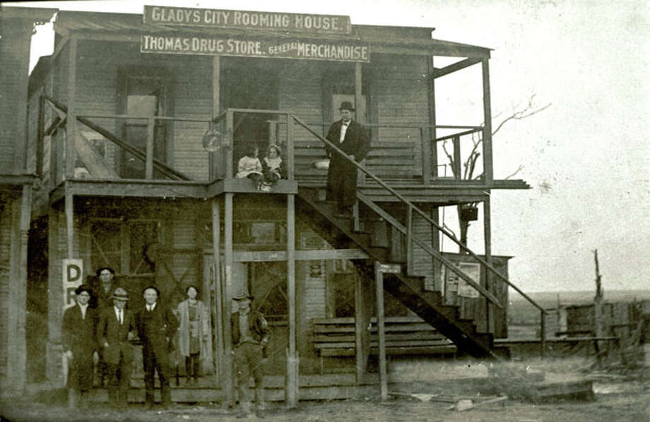 Gladys City Rooming House photo provided by Texas Energy Museum