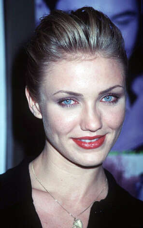Cameron Diaz, Sept. 10, 1996, age 24. / Getty Images