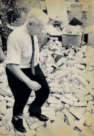 Hurricanes Gilbert 1988 Beaumont Enterprise