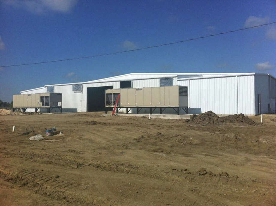 Nutty Jerry's, a new music and sporting event venue in Winnie, is set to open in September. Photo courtesy of Mitch Ivey