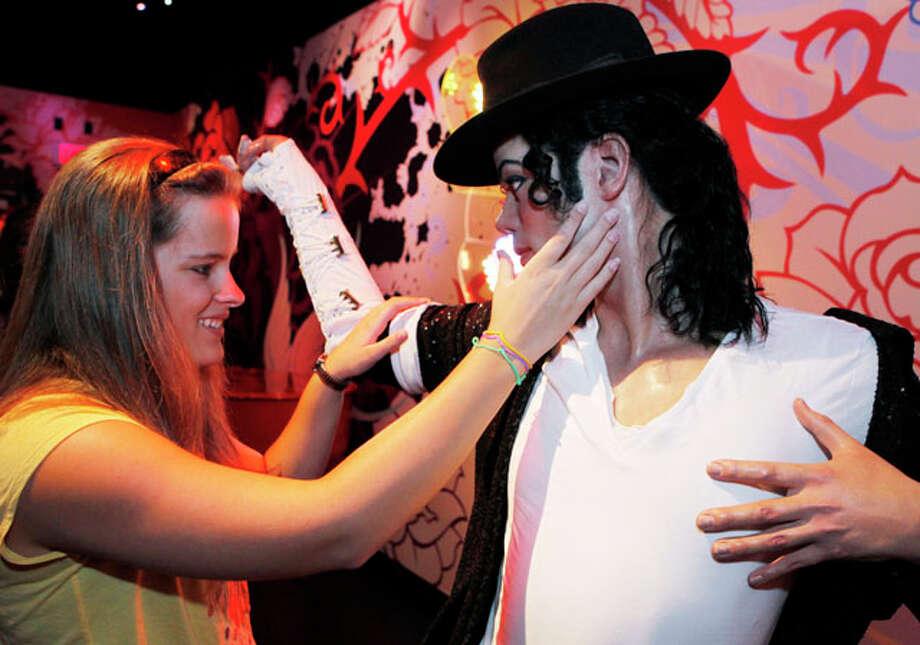 Michael Jackson / AP