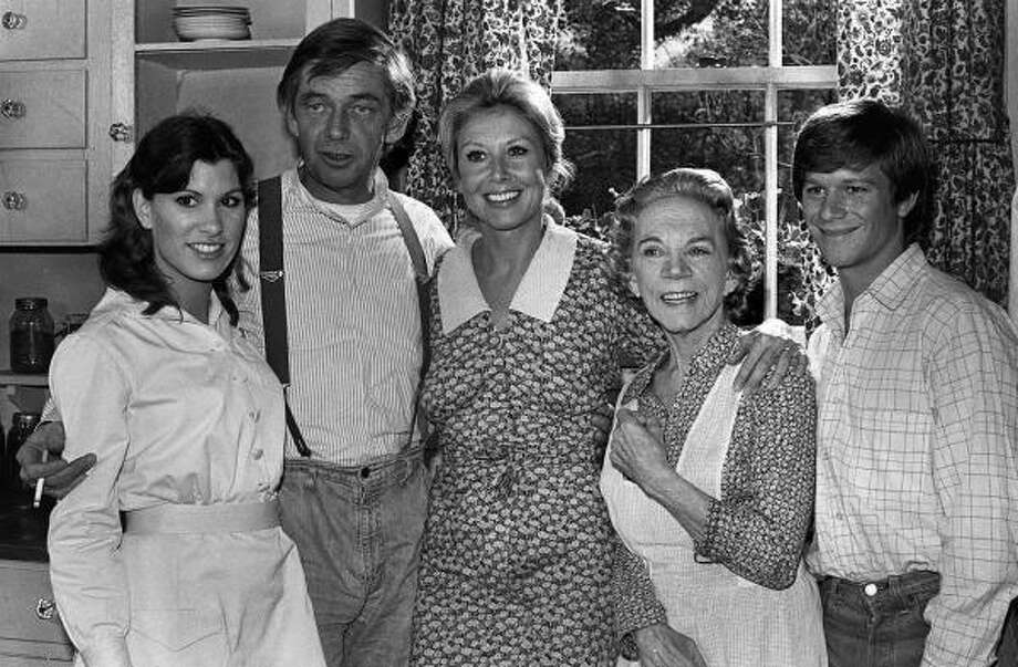 Ralph Waite, who played John Walton on the hit TV show 'The Waltons,' ran unsuccessfully for Congress in California (D) three times.