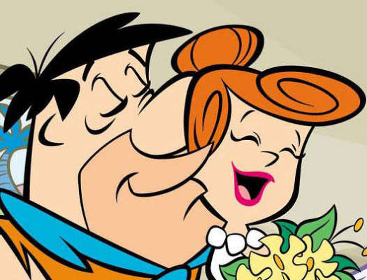"""Our beloved prehistoric friends taught us about love, friendship and dinosaurs. """"The Flintstones"""" debuted in 1960."""