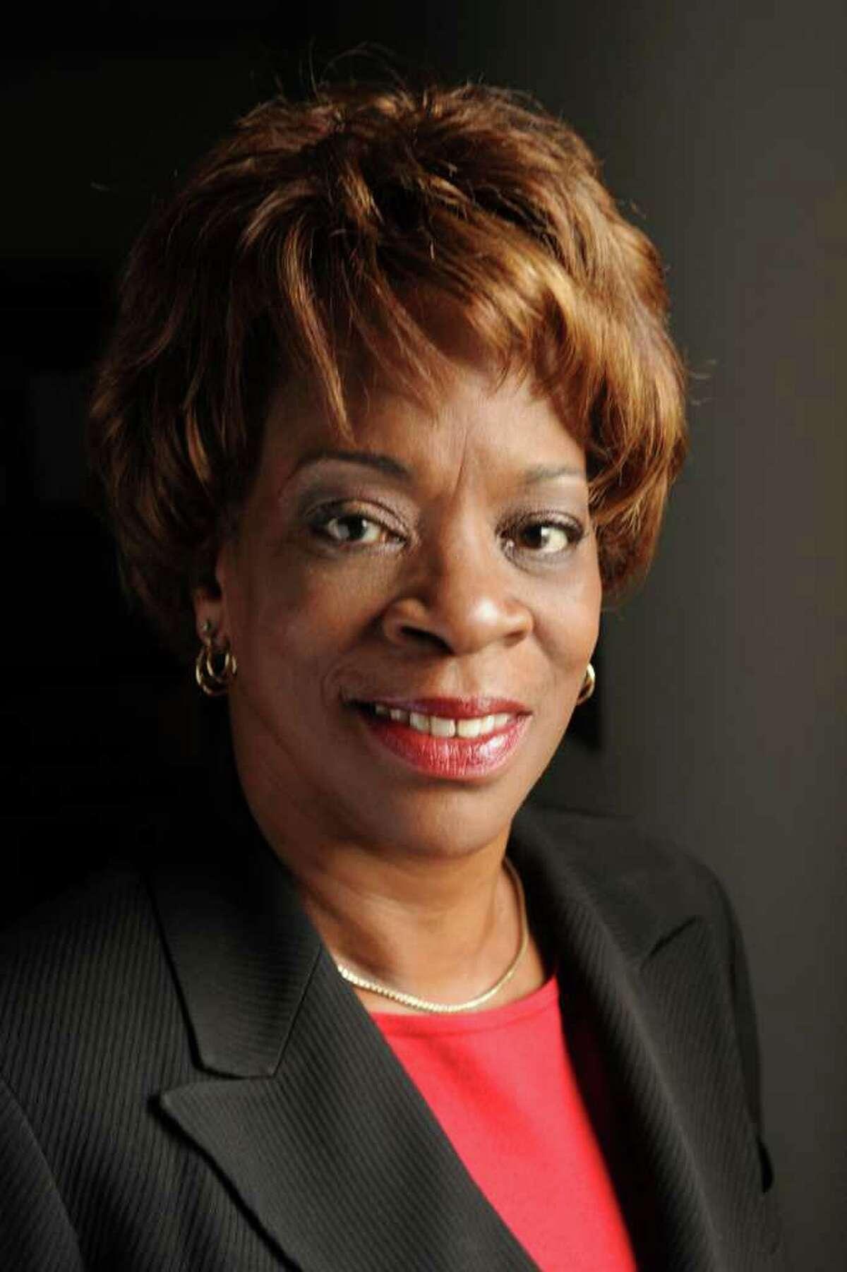 Democratic Treasurer Denise Nappier.