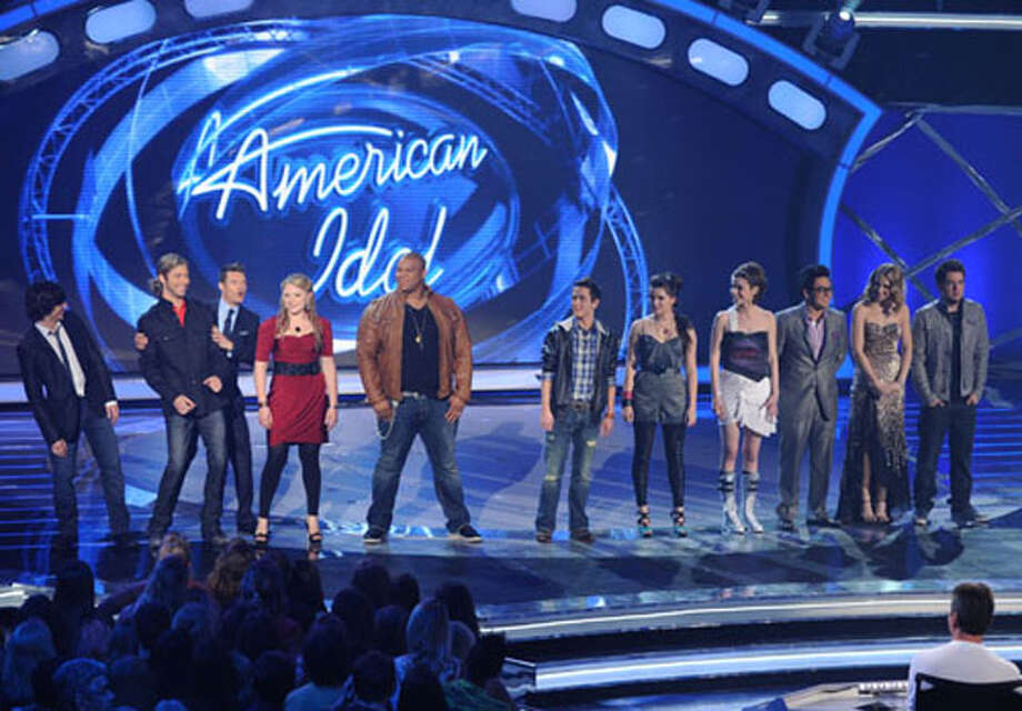 "Out this week: ""American Idol Season 9."""