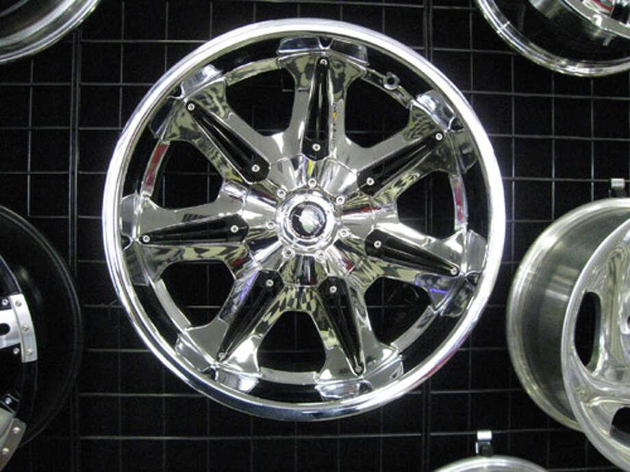 Rims at Precision Automotive