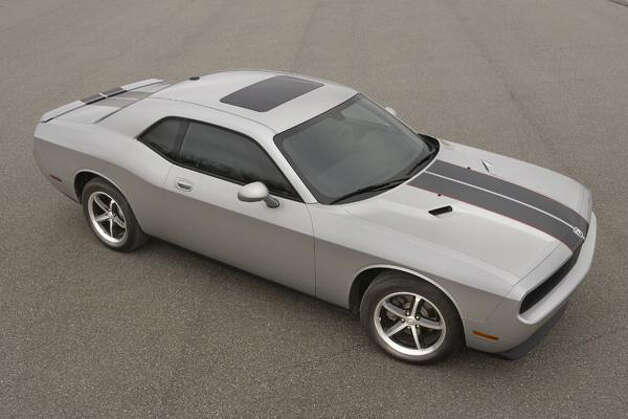 No. 3: Dodge Challenger. Among today?s retro-design rides, this one is a standout -- highlighted by classic coke-bottle flanks and waistline. It takes a second look before realizing this Challenger not an original