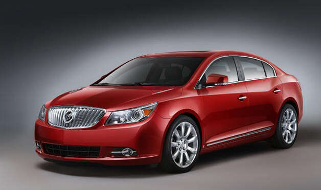 No. 2: Buick LaCrosse. The design gives a boost to a brand known for its stodginess -- harkening to an era of Buick design greatness. It?s a bold, modern look incorporating traditional elements such as the sweep spear body-side lines and prominent waterfall grille.