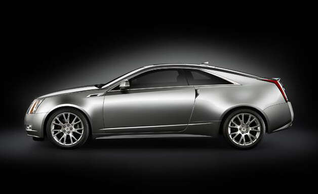 No 1: Cadillac CTS Coupe. It?s an extension of the CTS sedan?s design with all-new sculpted bodywork aft of the front fenders. The Coupe has a pleasing combination of sleekness, enhanced with lines sculpted like a precision-cut diamond.