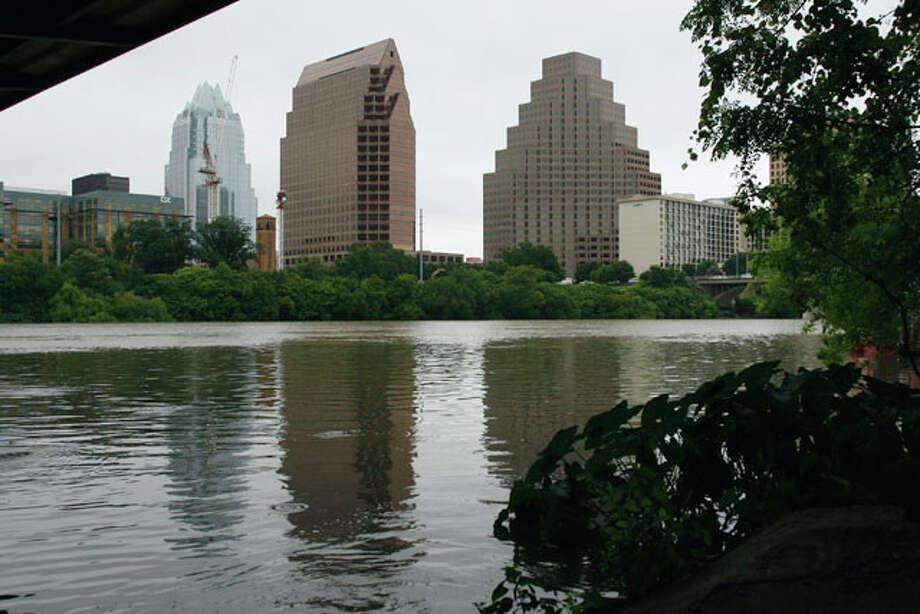 Town Lake in Austin