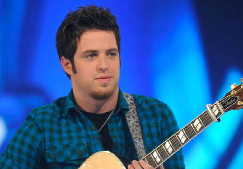 "Lee Dewyze, 23, of Mount Prospect, Ill., sang ""Beast of Burden."""