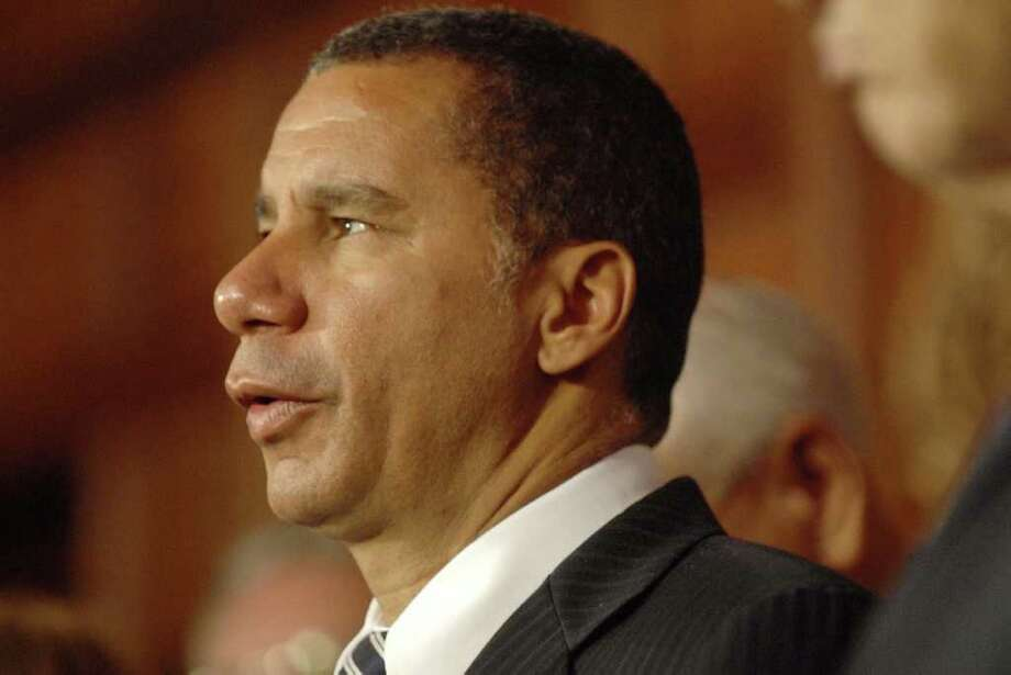 Gov. David Paterson reveals layoff plans Thursday in a radio interview.  (Paul Buckowski / Times Union) Photo: Paul Buckowski