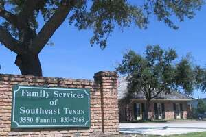 Family Services of Southeast Texas recently moved to this building, which it hopes to one day own, a move the executive director says could help curb operating costs. Beth Rankin/The Enterprise