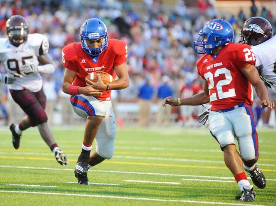 West Brook is still ranked in the statewide AP poll. Valentino Mauricio/The Enterprise / Beaumont