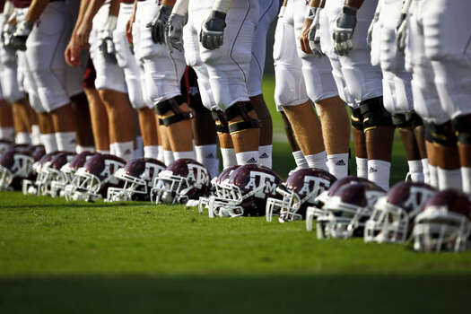 Opening the season with Stephen F. Austin and Louisiana Tech means Texas A&M has been heard of but not seen the past two Saturdays. As expected, the Aggies are 2-0 and Florida International shouldn't keep them from improving to 3-0 before going to Oklahoma State for a Thursday kickoff on Sept. 30. / Houston Chronicle