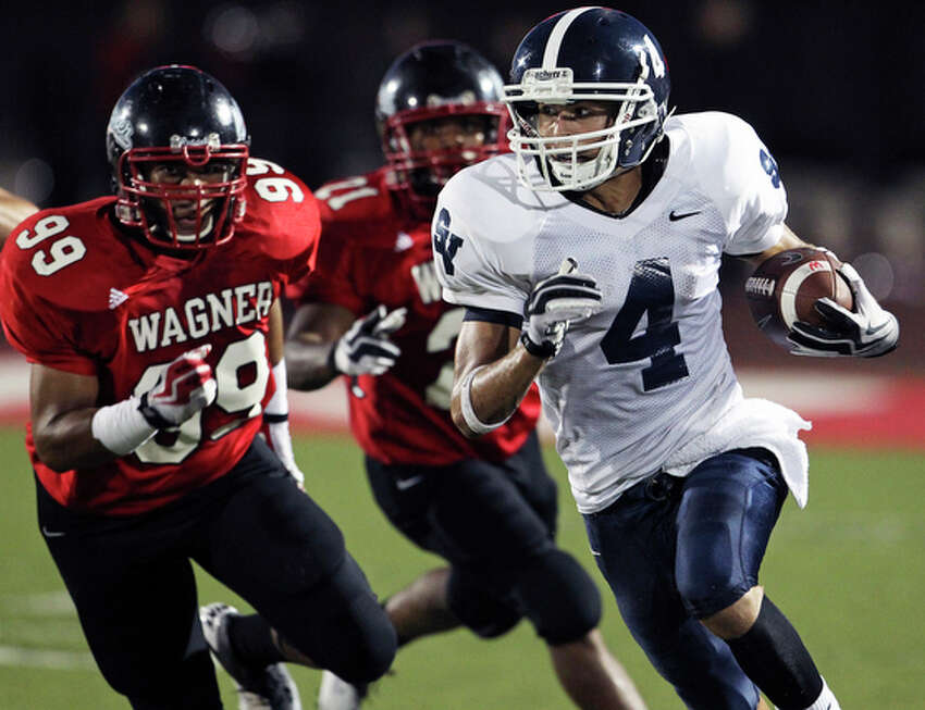 Friday, Oct. 13 Smithson Valley (6-0) 35 at Wagner (3-3) 15