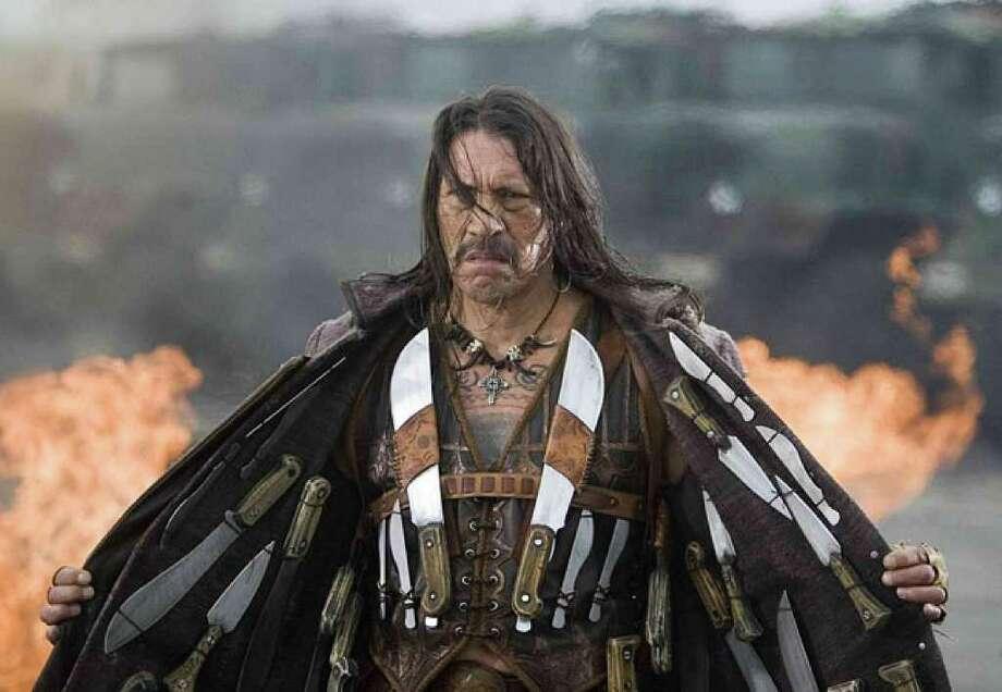 """Danny Trejo stars in """"Machete"""""""