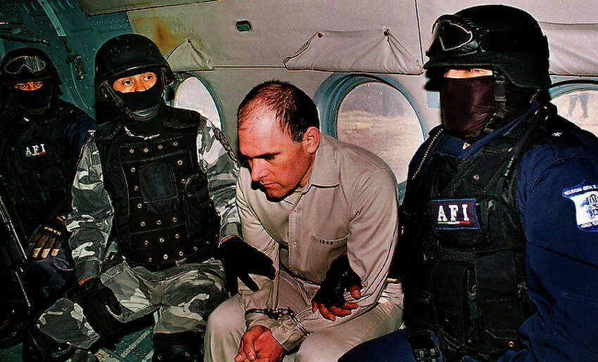 Osiel Cárdenas Guillén eventually succeeded García Ábrego to become head of the Gulf Cartel. In the late 1990s and early 2000s, Cárdenas recruited a group of Mexican special forces soldiers called the Zetas to become his personal muscle and launched a takeover of Gulf Coast ports and important international bridges on the border with Texas. He was arrested in 2003 and extradited to the U.S. in 2007.
