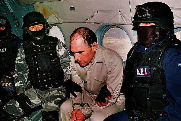 Arrest of young alleged leader latest blow to Gulf Cartel