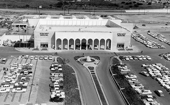 North Star Mall Celebrates 50 Years San Antonio Express News