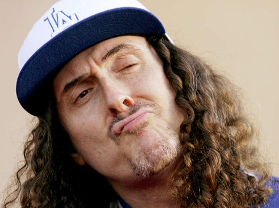 Weird Al Yankovic will perform at 7 p.m. Saturday at Verizon Wireless Theater in Houston. AP photo