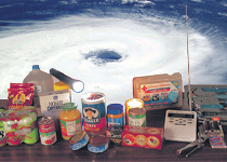 Keeping the proper supplies at home can make a hurricane a more tolerable experience. Pete Churton/The Enterprise / Beaumont