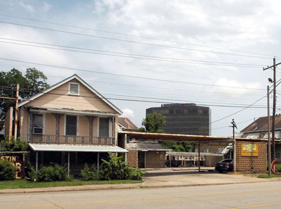 The city of Beaumont will hold a hearing Tuesday on additional charges against the owner of the Austin Motor Hotel, despite approving the owner's plans to demolish and rebuild the structure. Pete Churton/The Enterprise / Beaumont