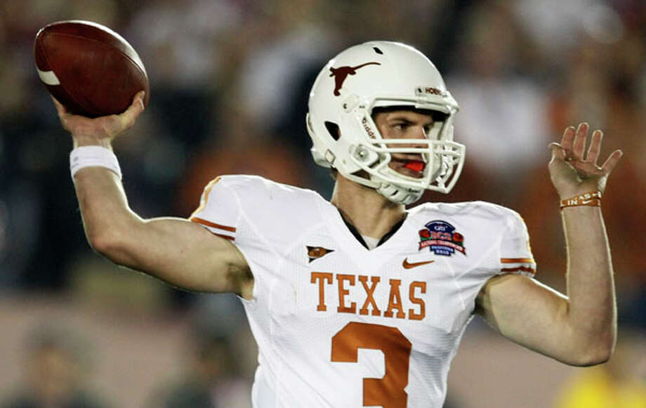 Preview Texas Returns With New Qb After Bcs Loss Beaumont Enterprise