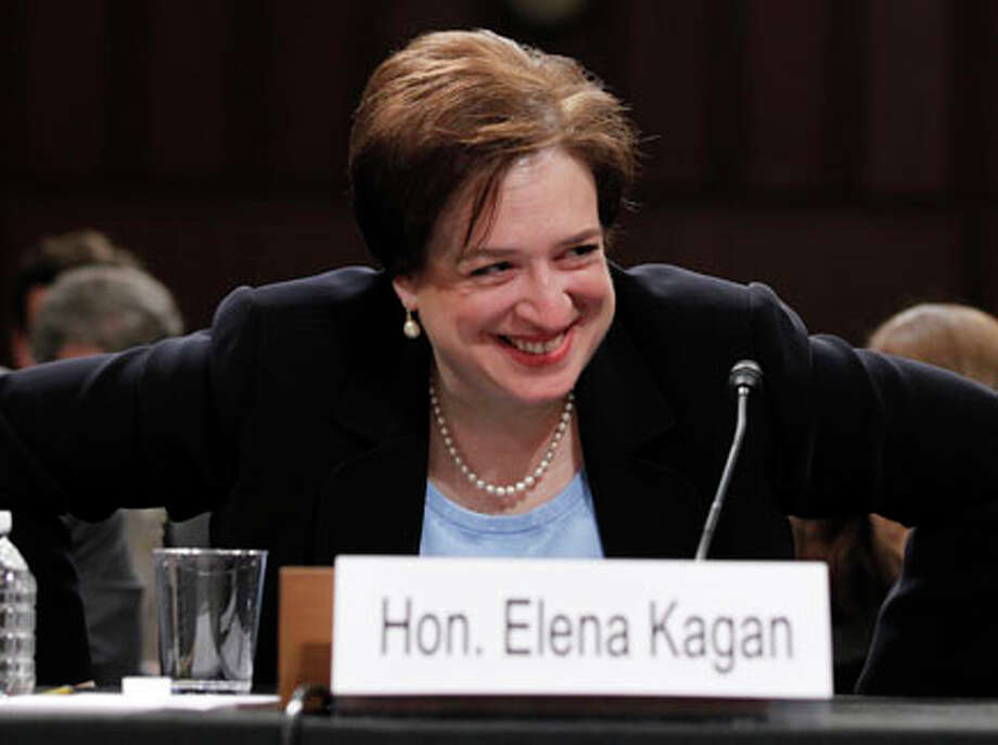 High Court Contender Kagan Brings Reputation For Consensus