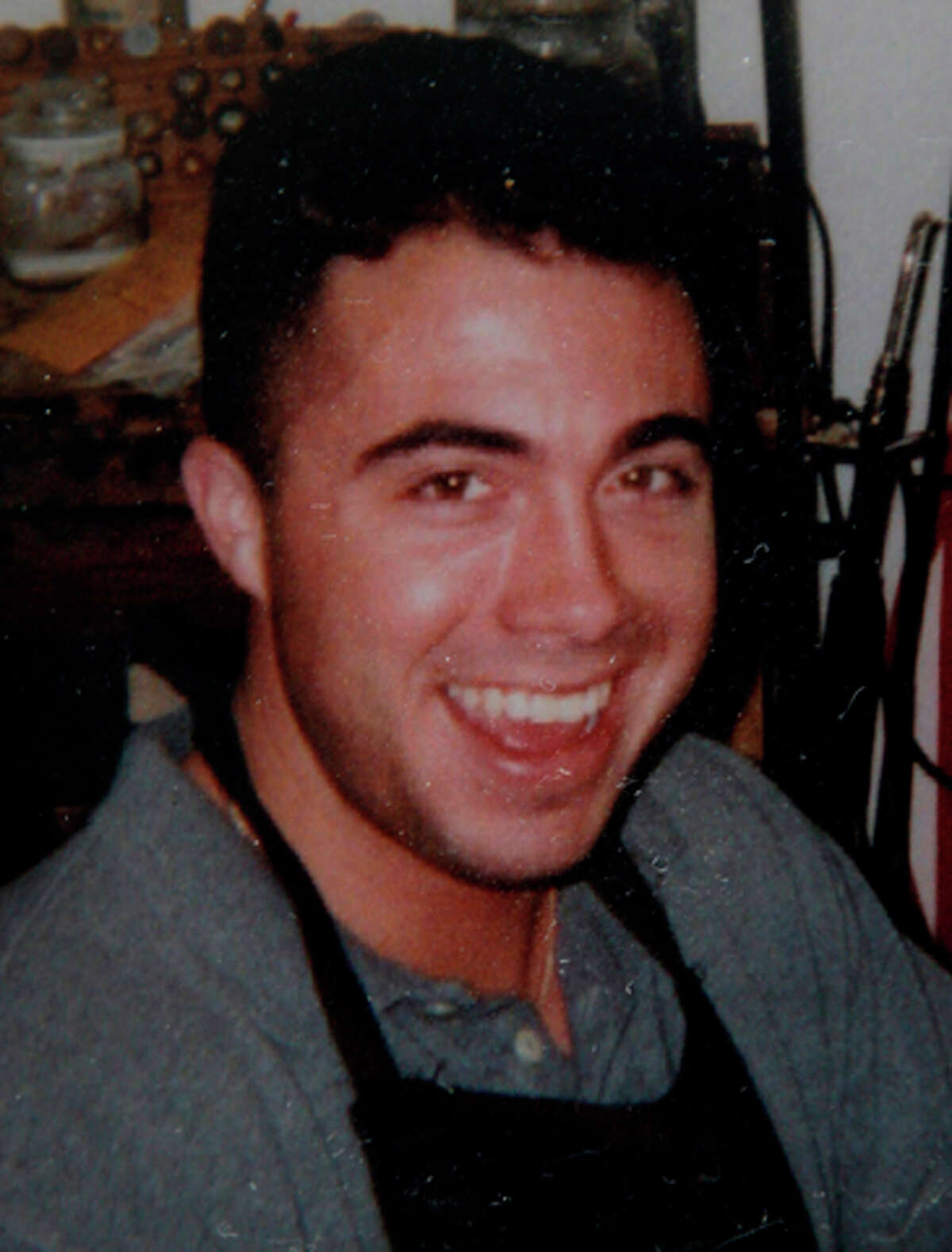 Aaron Goodman, 31, died in 2006. Family photo